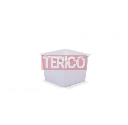 Ящик металлический окрашенный 290х290х265h