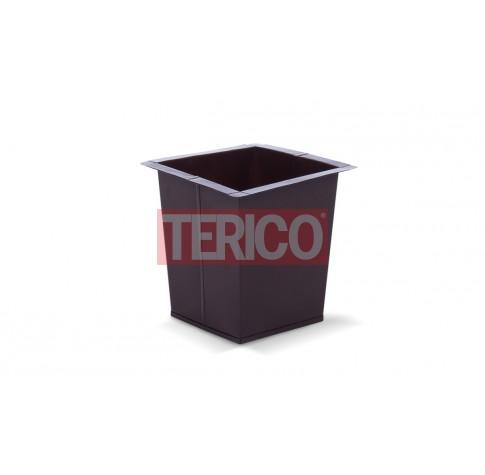 Ящик металлический окрашенный 440х440х325h