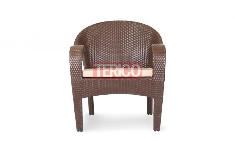 Кресло из ротанга Флоренция 775х800х905h