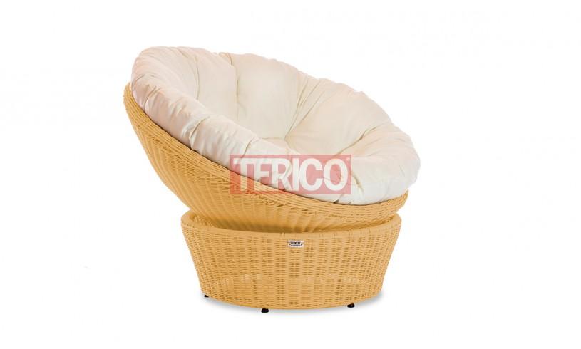 Кресло Мальта 1100х1010х775h (Вращающееся)
