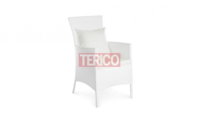 Кресло из ротанга Милано 655х700х955h