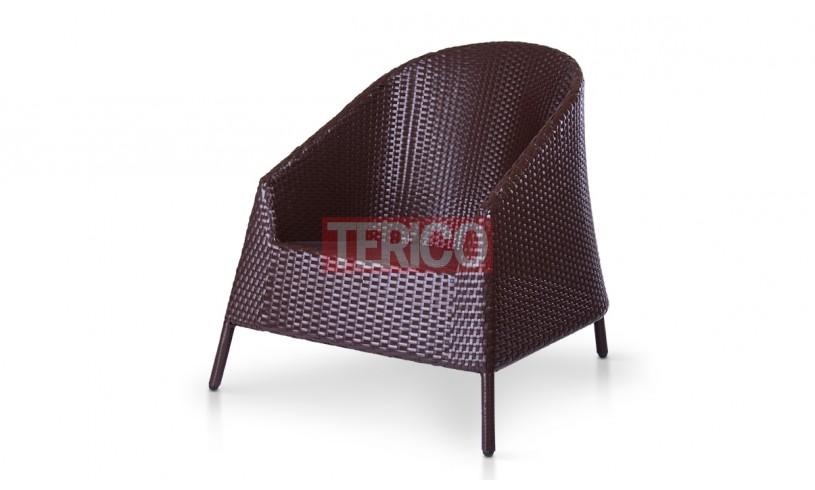 Кресло из ротанга Рикитея 790х930х810h
