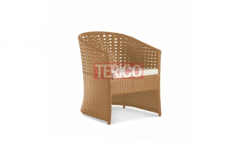 Кресло из ротанга Таити 610х710х800h