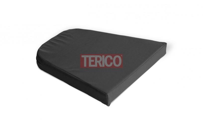 Подушка для сидения 460(360)х430х50h