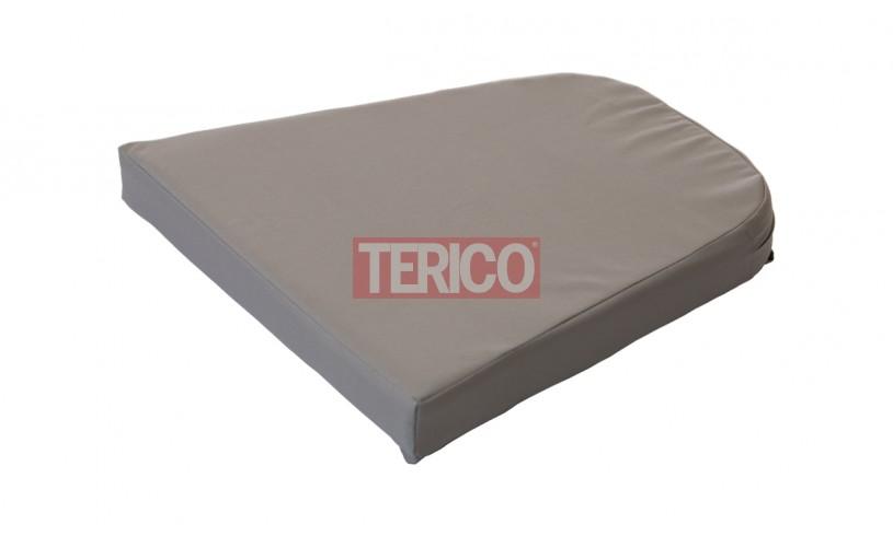 Подушка для сидения 450(280)х410х50h