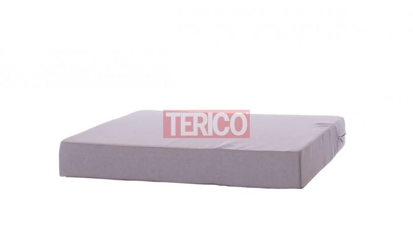 Подушка для сидения 530х500х100h (полиэстер)