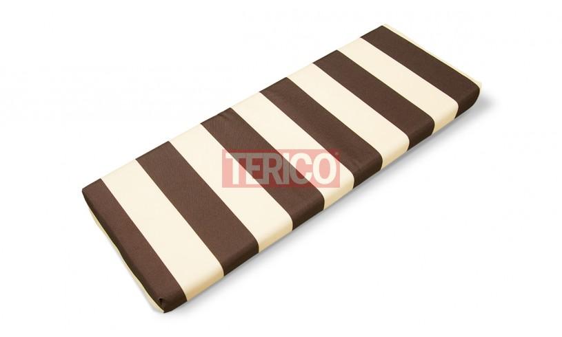 Подушка для шезлонга 700х250х50h (полиэстер)